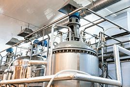 Custom Chemical Manufacturing