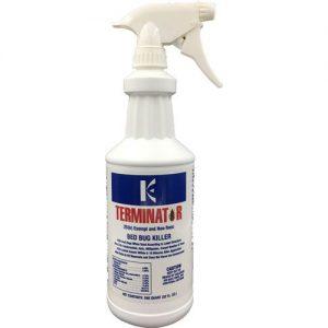 Terminator Bed Bug spray