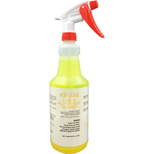 Commercial all purpose cleaner