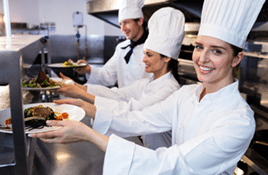 Restaurant commercial cleaning products