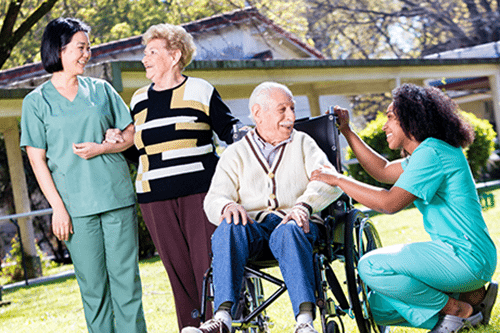 Senior care maintenance products
