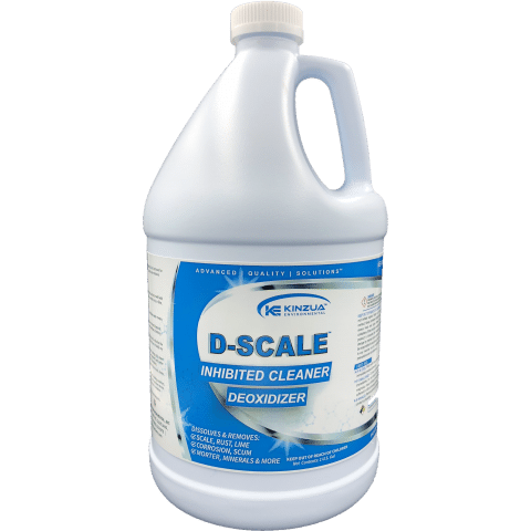 D SCALE INHIBITED CLEANER