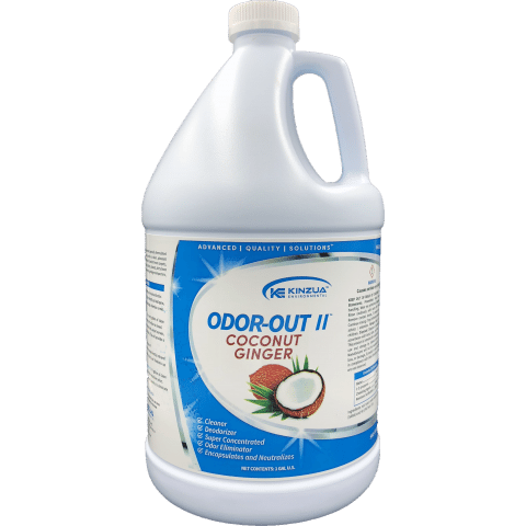 Odor Out Coconut Ginger