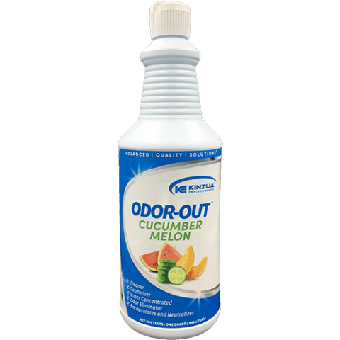 odor out cucumber melon