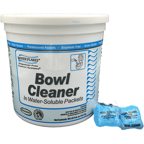 Toilet Bowl cleaner packets