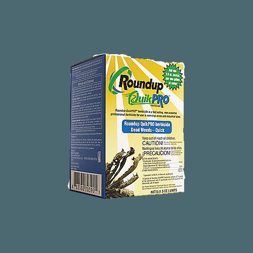 QUICKPRO Round Up Herbicide