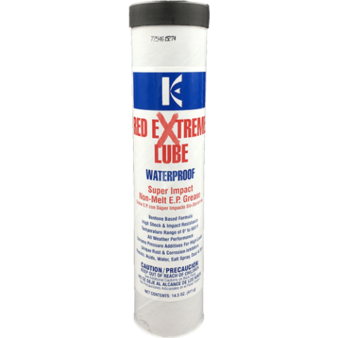 Red Extreme waterproof lube