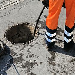 Street & Sewer