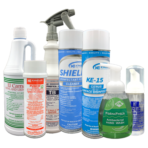 Disinfectants Bulk