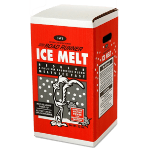 Road runner ice melt