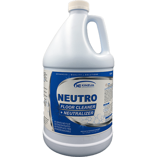 Commercial Floor Cleaner Concentrate Floor Stripper Neutralizer - Floor stripping neutralizer