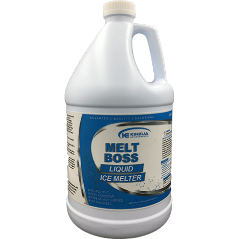 Melt boss ice melter