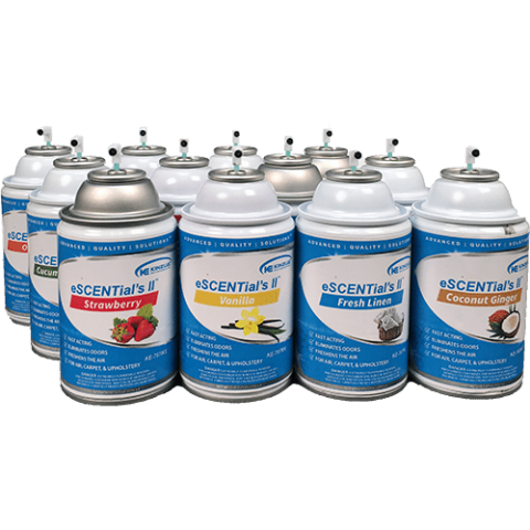 Commercial odor eliminator spray